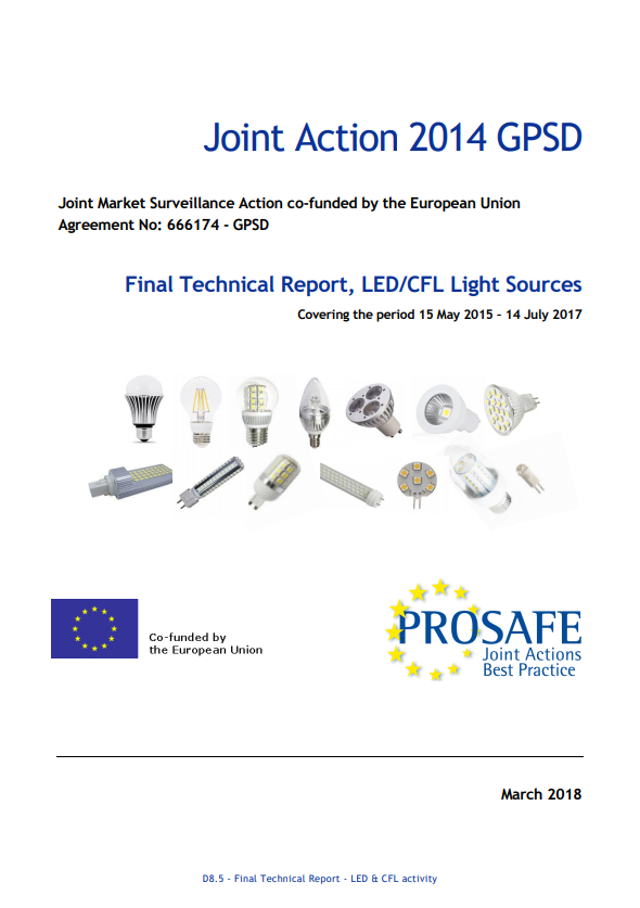 Final Report LED CFL