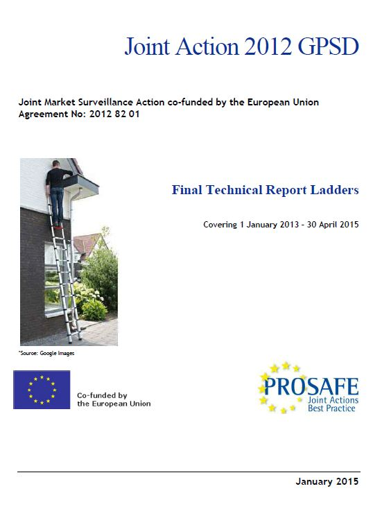 PROSAFE Ladders Report